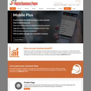 Digital Business Pages